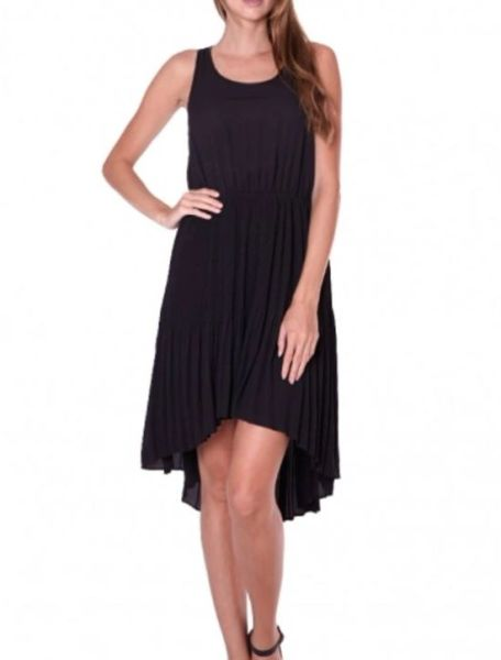 Milanka High-Low Dress
