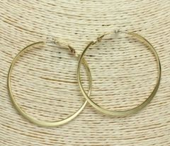 Accessory- Saba Gold Hoop Earrings