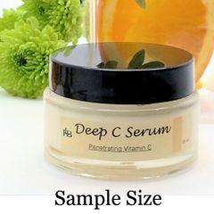 Sample Size Deep C Serum