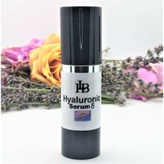 Hyaluronic Serum 8, with Aloe, Rose & Lavender