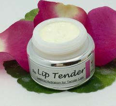 Lip Tender. Lip Balm & Gloss, with Mango, Shea, Lanolin & Grapefruit