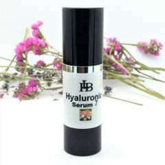 Hyaluronic Serum 7. with Rose, Geranium & Helichrysum