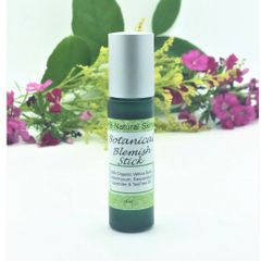 Botanical Blemish Stick, with Willow Bark, Helichrysum, Resveratrol, Lavender & Tea Tree