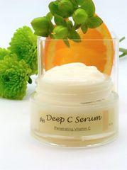 Deep C Serum with penetrating Vitamin C, and Skin Barrier Protection. Best Vitamin C Serum, Vitamin C Cream