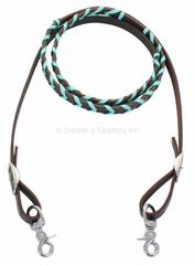 MINT LACED REINS - REIN19C