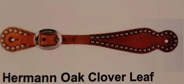 Hermann Oak Clover Leaf