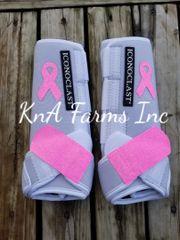 Pink Awareness Boots