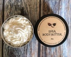 SHEA BUTTER WITH OLIVE LEAF & BILLBERRY EXTRACTS