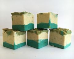 Apple Cider Vinegar Shampoo Bars with Amla & Neem
