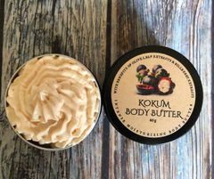 KOKUM BUTTER WITH OLIVE LEAF & BILLBERRY EXTRACTS