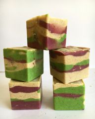 Shampoo Bars with Methi (Fenugreek), Bhingraj, Soapnut & Hibiscus