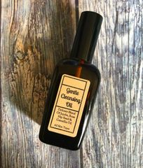 Gentle Cleansing Oil with Jojoba, Rose hip seed & Camellia Oil