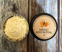 MANGO BUTTER WITH SUGAR MAPLE EXTRACTS