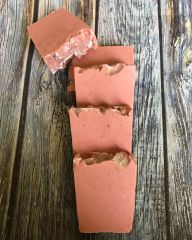 French Pink Clay Facial Soap