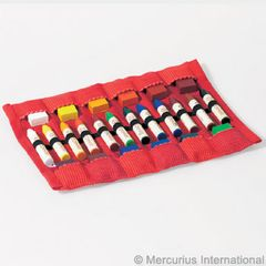 Crayon Holder for 12 blocks and 12 sticks