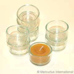 Glass for Tealight holders 1 piece