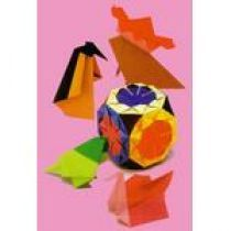 "Origami Paper 8""square two sided,36 sheets per pack"