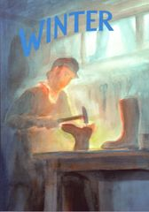 Winter A Collection of Poems, Songs, and Stories for Young Children Introduction by Wynstones Press and Jennifer Aulie