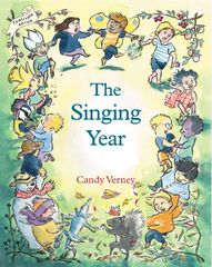 The Singing Year Songbook and CD for singing with young children by Candy Verney