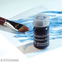 Stockmar Watercolour Paint - 50 ml/1.7 fl.oz. - Colour Circle Colours