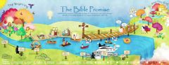 "The Bible Promise Timeline for Kids 8"" x 22"""