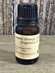 Lemon Orange Blossom Fragrance Oil