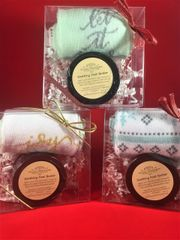 Soothing Foot Butter Gift Set