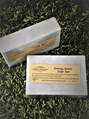 Energy Boost Soap Bar