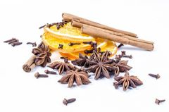 Citrus Spice Natural Perfume
