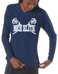 MKE Elite Long Sleeve Performance Tee Shirt