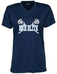 MKE Elite Short Sleeve Performance Tee Shirt