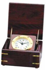 Rosewood Clock - Q032