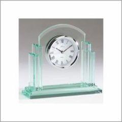Glass Clock - Q404