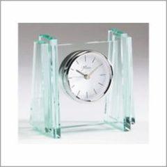 Glass Clock - Q403