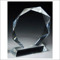 CRY39 - OCTAGONAL OPTICAL CRYSTAL