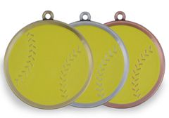 SOFTBALL - MEGA MEDALLION