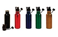 STAINLESS STEEL WATERBOTTLE