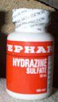 Hydrazine Sulfate 30mg 100cp