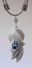 WOLF SONG PENDANT 1