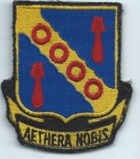 USAF PATCH 42 BOMB WING ON VELCRO 1980S ISSUE (MH)