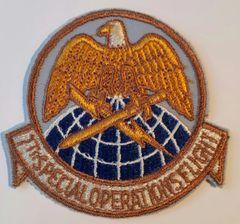 USAF PATCH 7 SPECIAL OPS FLT