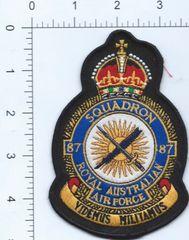ROYAL AUSTRALIAN AIR FORCE RAAF 87 SQUADRON