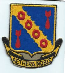 USAF PATCH 42 BOMBARDMENT WING. NICE OLD LARGE EXAMPLE (MH)