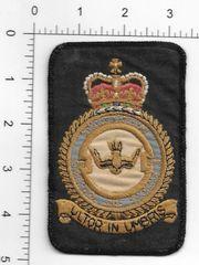 RAF PATCH 214 SQUADRON VICTOR ERA SLIGHTLY USED