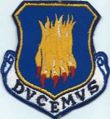 USAF PATCH 22 BOMB WING MARCH AFB. OLDER MAKE
