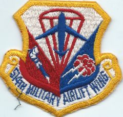 USAF PATCH 514 MILITARY AIRLIFT WING
