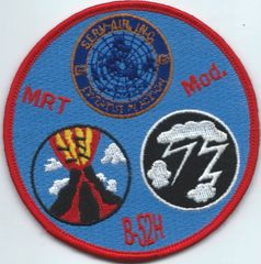 USAF PATCH 5th BOMB WING GAGGLE (MH)