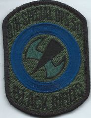 USAF PATCH 8 SPECIAL OPERATIONS SQUADRON CV-22 ERA ON VELCRO