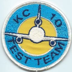 USAF PATCH 6512 TEST TEAM B-1 TEST TEAM COMBINF FORCE