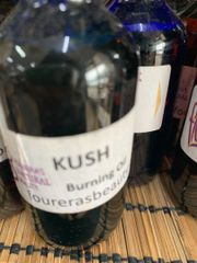 KUSH BURNING OIL 1oz